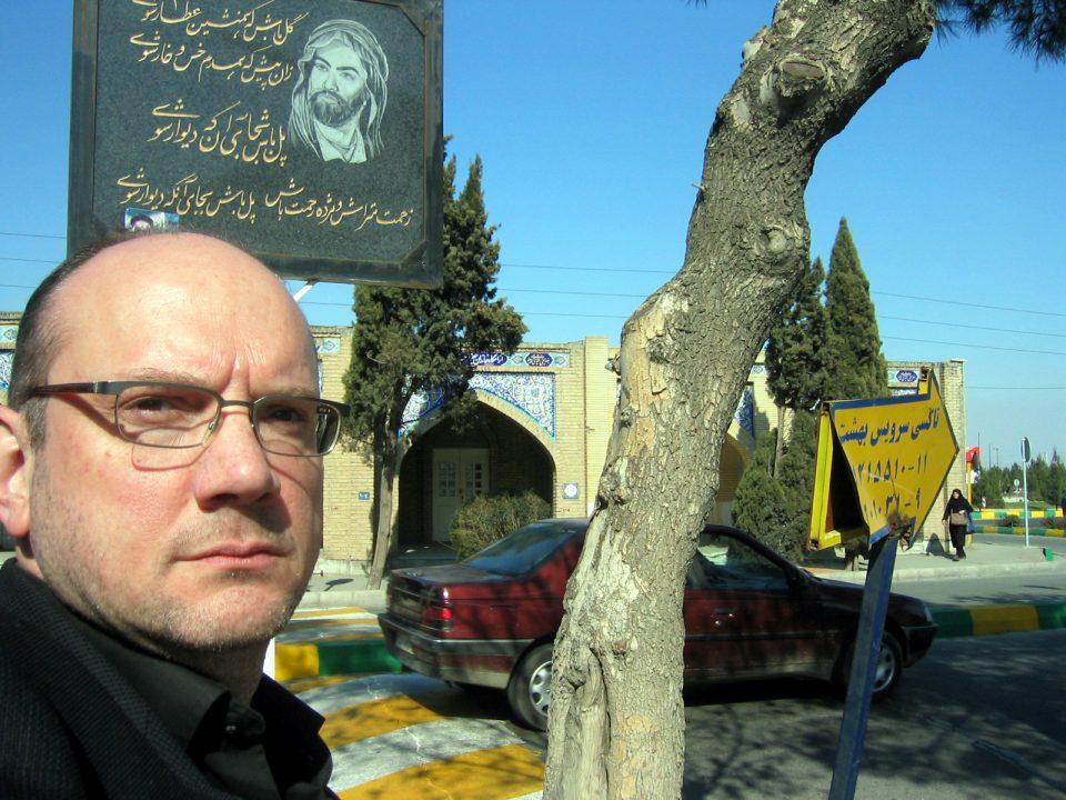 """Guy Helminger, Lesung, """"Von den Tannen nach Iran"""", 01.04.2019, 20.00 Uhr"""