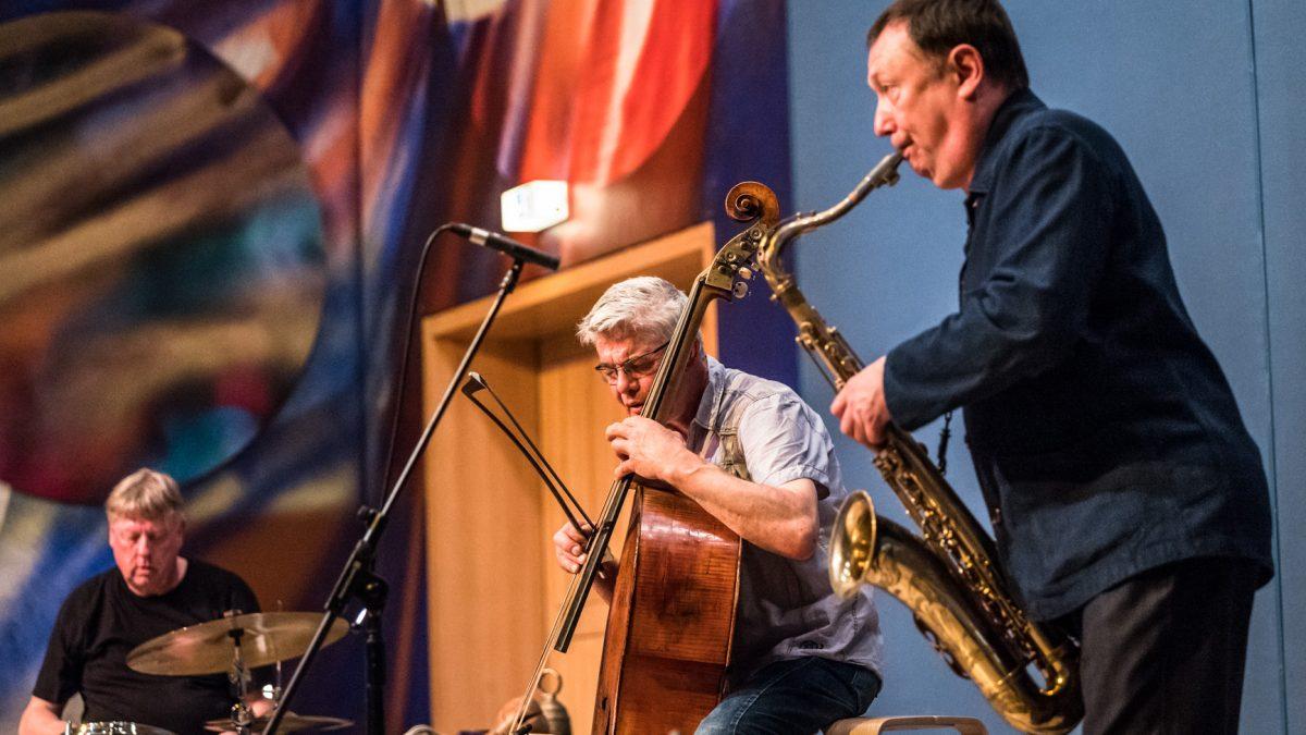 """Saarländisches Künstlerhaus, , Musik, Trio """"Butcher, de Joode & Blume"""", 26.09.2019, 20.00 Uhr"""
